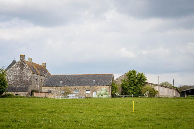 La ferme de Rubian - Plogonnec, Finistère